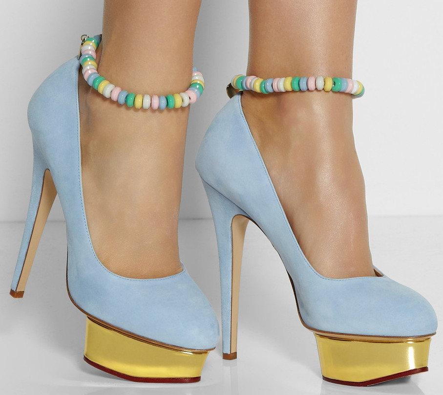 Charlotte Olympia Sweet Dolly