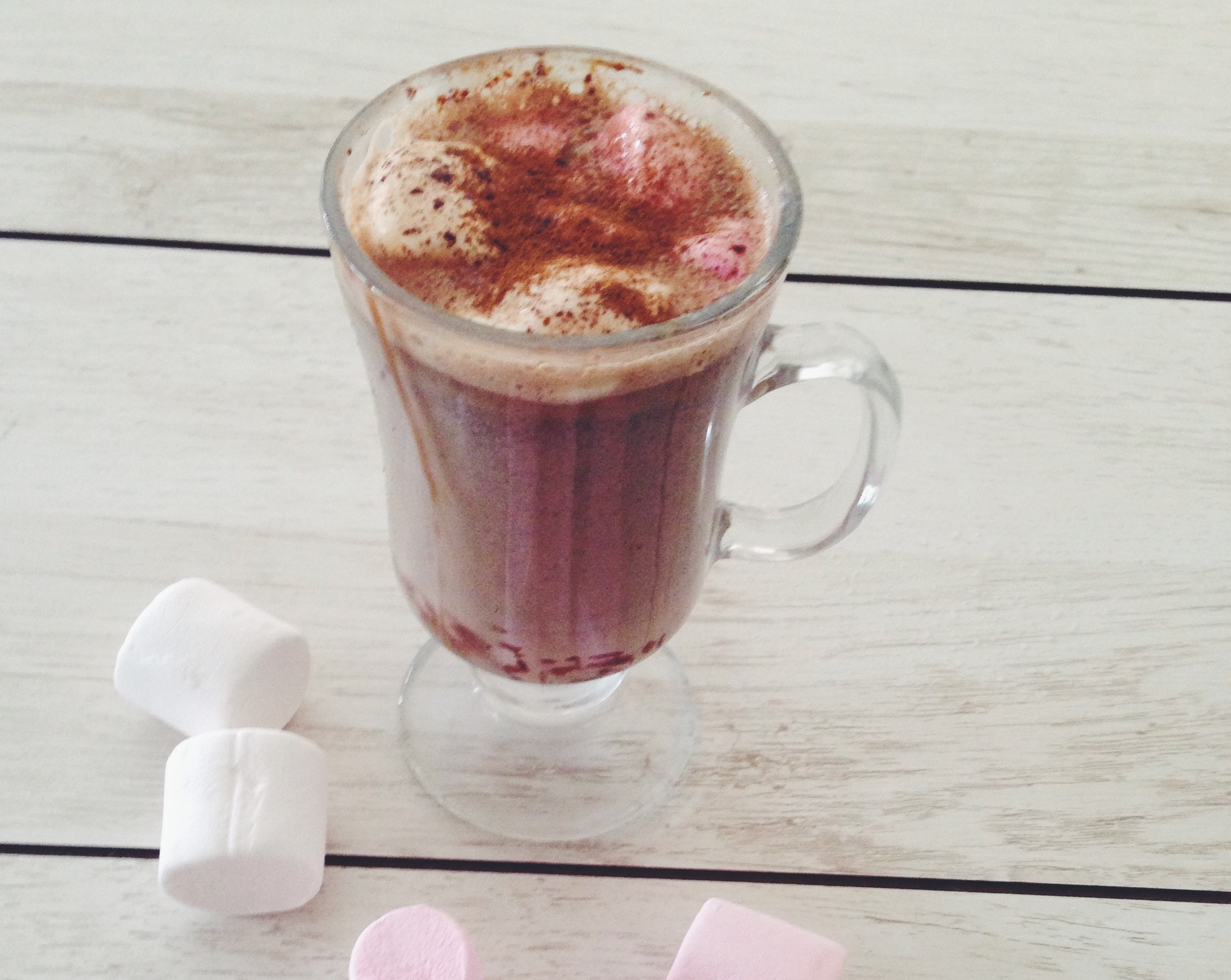 Best Ever Hot Chocolate Recipe - Dancing in my heels