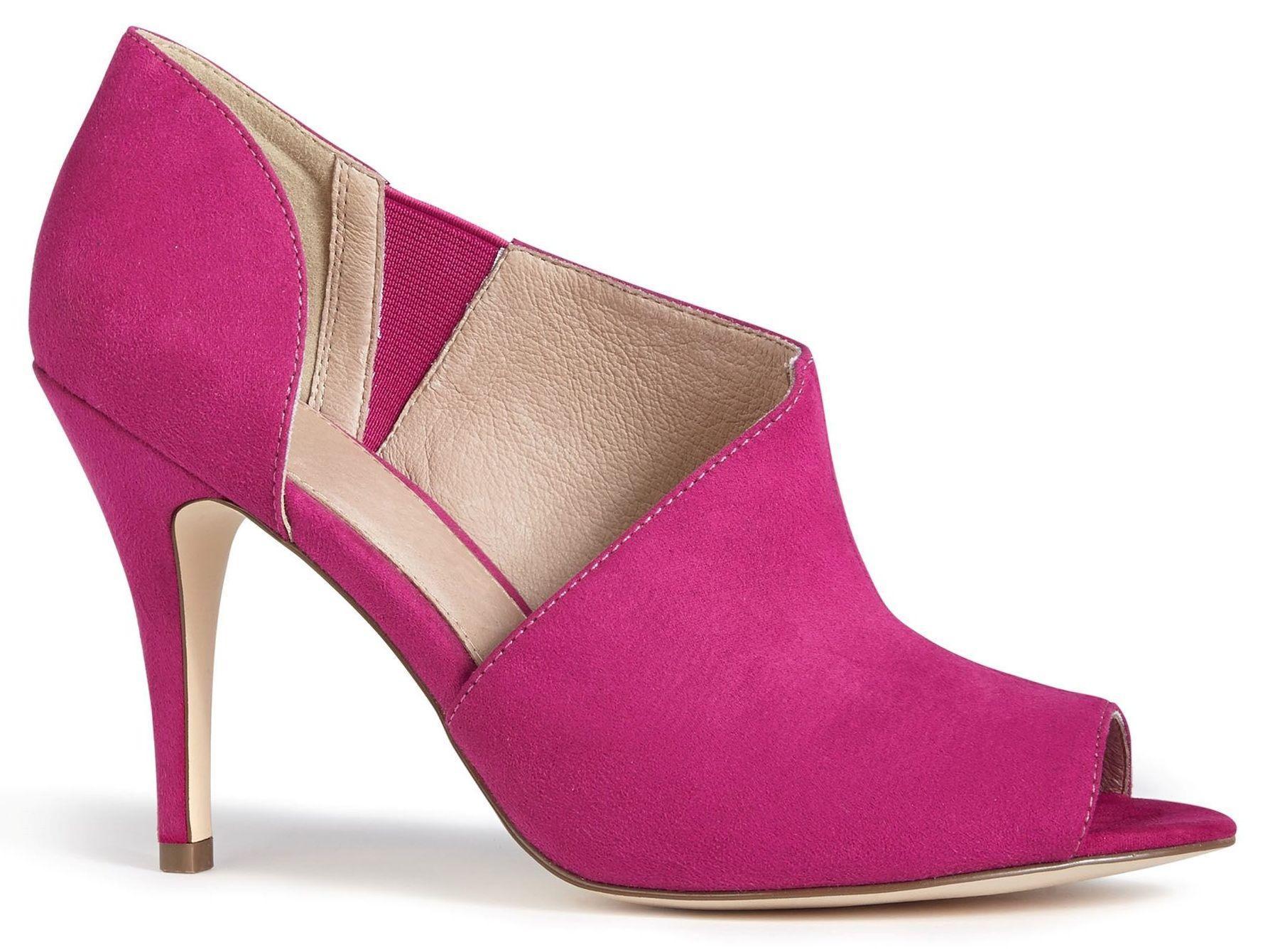 Next Pink Shoe
