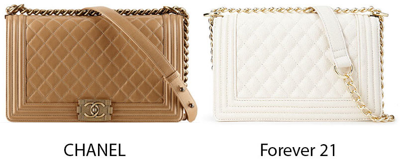 Chanel or Forever 21