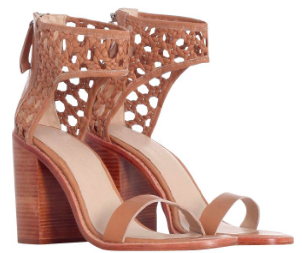 Zimmermann Lattice Sandal
