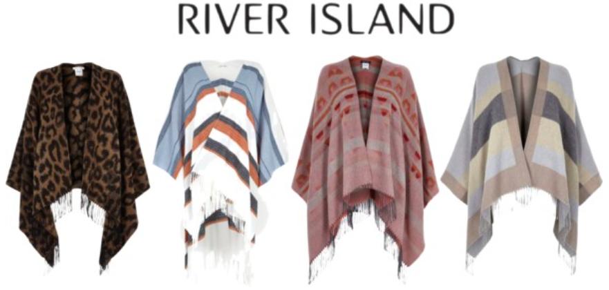 River Island Ponchos