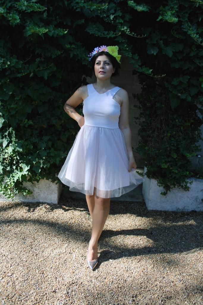 Tulle Dress 2