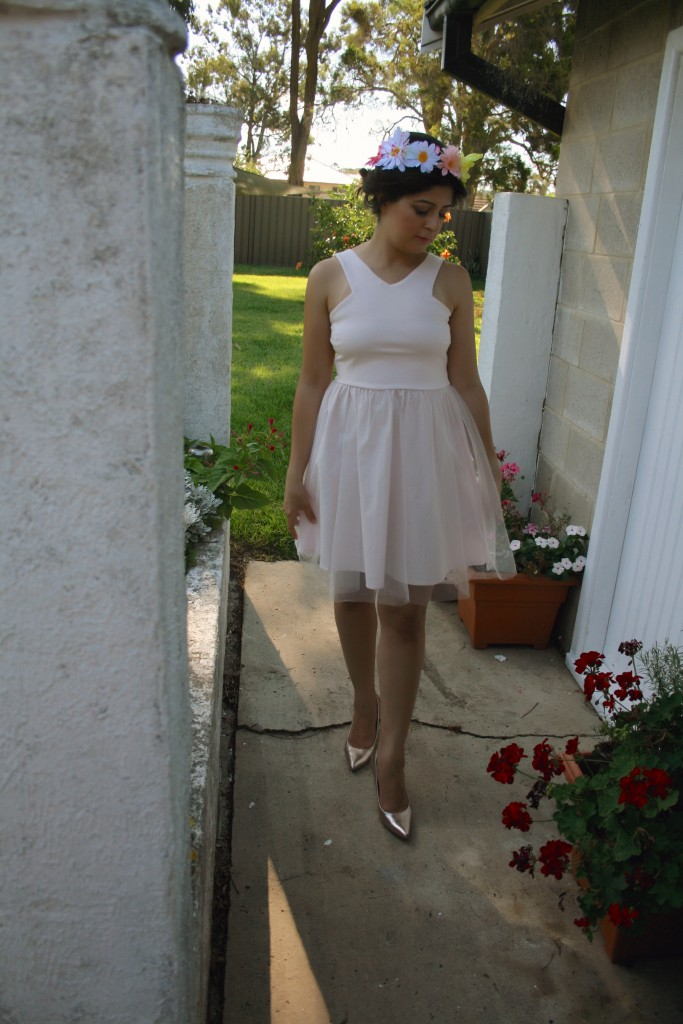 Tulle Dress 12