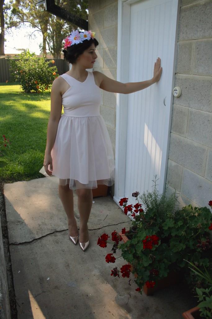 Tulle Dress 13