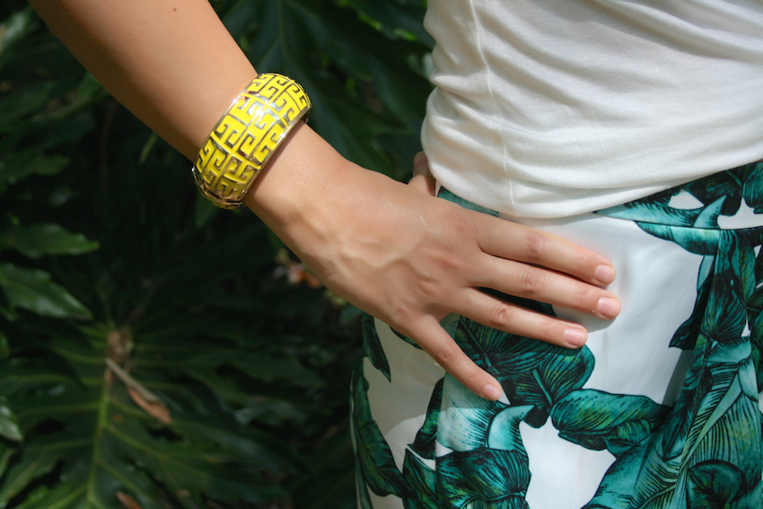 Yellow Bangle