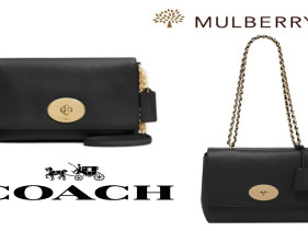 Muberry vs Coach bags
