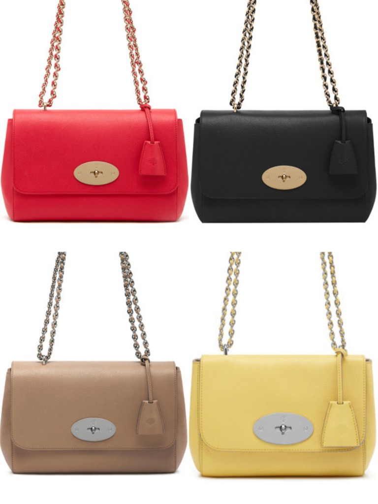 Mulberry Lily bags