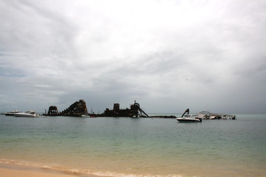 Shipwrecks Moreton Island 4