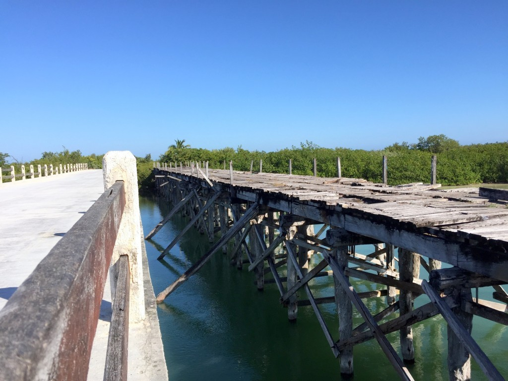 Day tour to Punta Allen-Sian Kaan Old bridge