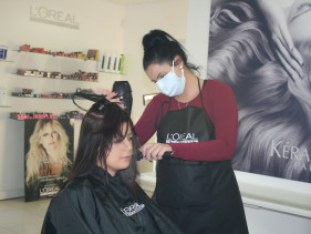 Brazilian Blowout Process